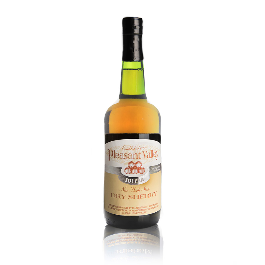 Pleasant Valley Traditional New York State Dry Sherry
