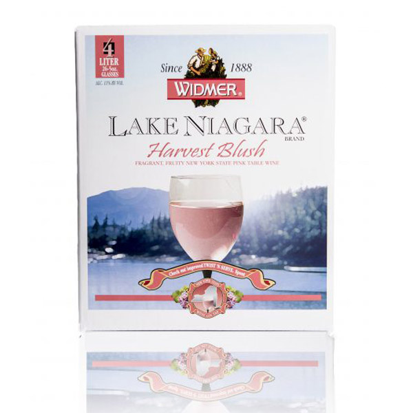 Widmer Lake Niagara Harvest Blush