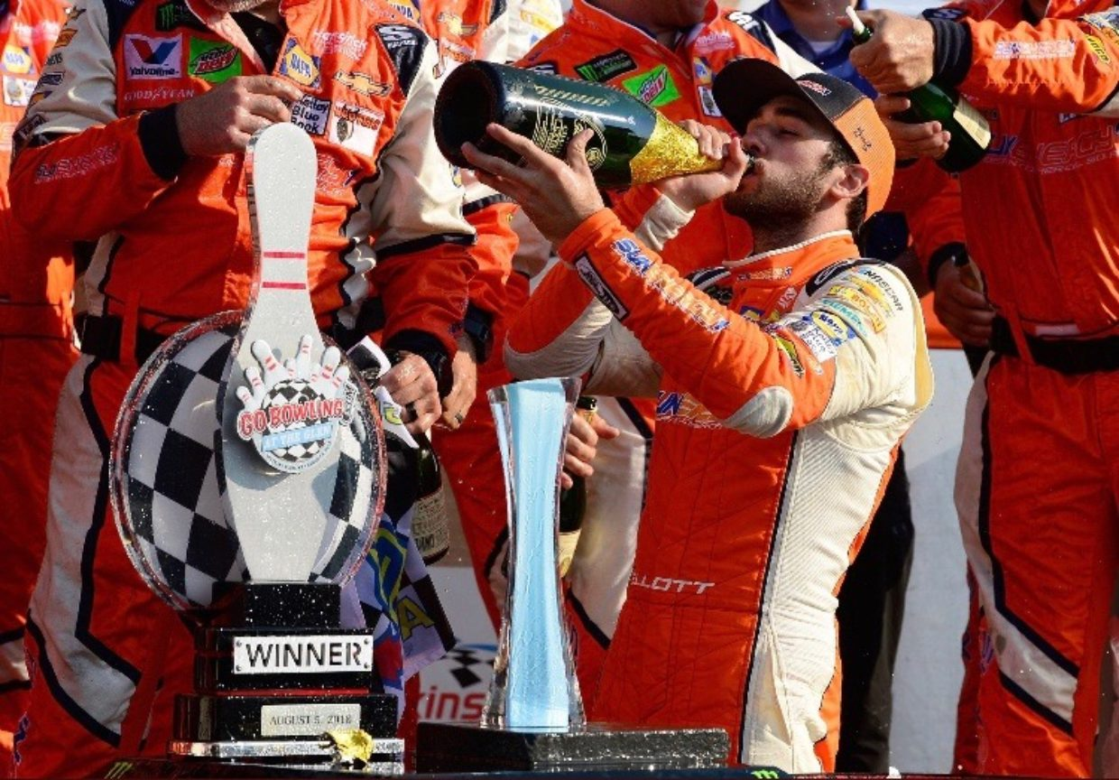 Congratulations to Chase Elliott